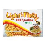 New World Light N Fluffy Wide Egg Noodles Pasta - 12 Oz.