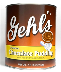 Gehls Chocolate Pudding