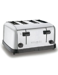 Waring Commercial Toaster 4 Slot - 11.88 in.