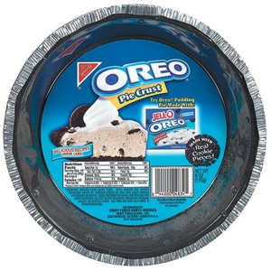 Kraft Nabisco Oreo Pie Crust  - 6 Oz.