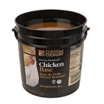 Custom Culinary Gold Label Savory Roasted Chicken Base No Msg Added 20 Lb.