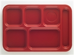 School Compartment Penny Saver Tray - 10 in. x 14.5 in. x 0.75 in.