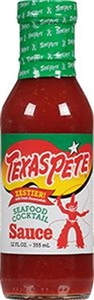 Texas Pete Seafood Cocktail Sauce - 12 oz.