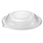 Pack N Serve Lid 9 in. Pet Dome Round Clear Bowl - 48 Oz.