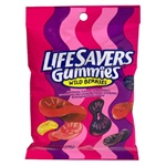 Wrigleys Lifesaver Gummies Wild Berries Candy - 7 Oz.