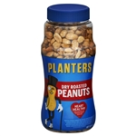 Kraft Nabisco Planters Dry Roasted Peanut - 16 Oz.