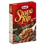 Kraft Nabisco Stove Top Turkey Stuffing - 6 Oz.