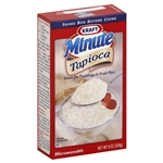 Kraft Nabisco Minute Tapioca Pudding - 8 Oz.