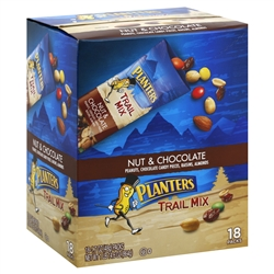 Kraft Nabisco Planters Trail Mix Snack Tube - 1.7 Oz.