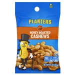 Kraft Nabisco Planters Honey Roasted Cashew Big Bag - 3 Oz.