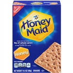Kraft Nabisco Honey Maid Graham Honey Cracker - 14.4 Oz.