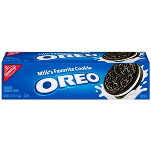 Kraft Nabisco Oreo Cream Cookie - 5.25 Oz.