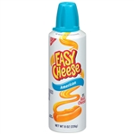 Kraft Nabisco American Easy Cheese - 8 Oz.