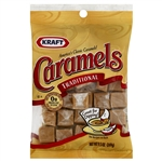 Kraft Nabisco Caramel Traditional Candy - 9.5 Oz.