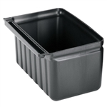 Cambro Holder Silverware For Kd Cart Black