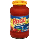 Unilever Best Foods Ragu Traditional Old World Style Sauce - 26 oz.