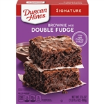 Pinnacle Duncan Hines Double Fudge Brownie Mix - 17.6 Oz.