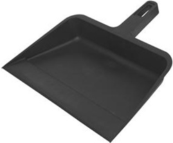 O-Cedar Plastic Large Dust Pan - 13 in. x 13 in. x 13 in.