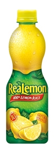 Motts Realemon Squeeze Juice - 15 Oz.