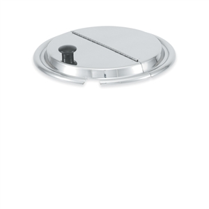Vollrath Kool Touch Hinged Inset Cover - 8.5 in.