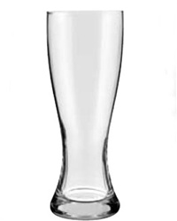 Anchor Hocking Pilsner Bulge Rim Tempered 23 oz. Glass