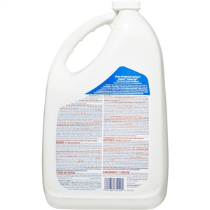 Clorox Clean-Up Disinfectant Refill Commercial Solutions Cleaner - 128 Oz.