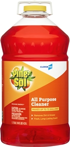 Clorox Commercial Solutions Pine- Sol Cleaner Orange - 144 Oz.