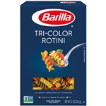Barilla Tri-Color 12 oz. Rotini Pasta