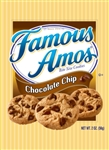 Kelloggs Famous Amos Chocolate Chip Cookie - 2 Oz.