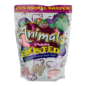 Keebler Frosted Animal Crackers - 13 oz.