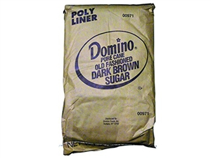 Sugar and Sugar Packets Domino Dark Brown Sugar - 50 Lb.