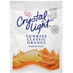 Kraft Nabisco Crystal Light Sunrise Orange Beverage Powder - 2 Gal.
