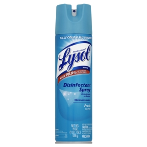 Lysol Disinfectant Spry Fresh - 19 Oz.