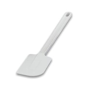 Vollrath Plastic Spatula White - 13.63 in.