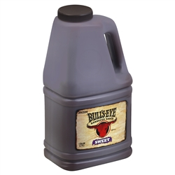 Kraft Nabisco Bulls Eye Barbecue Sweet Sauce - 1 Gal.