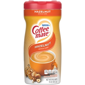 Nestle Coffee Mate Hazelnut Powder Creamer - 15 Oz.