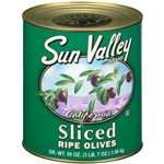 Bell-Carter Choice Sliced Sun Valley Olives