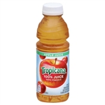 Pepsico Tropicana Apple Juice Plastic Bottle - 15.2 Oz.