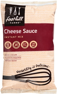 Precision Foods Tuf Instant Cheese Sauce Mix - 30 Oz.
