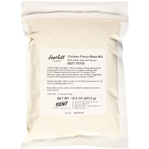 TUF Deluxe Chicken Base Soup - 16 Oz.