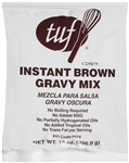 Precision Foods Tuf Instant Brown Gravy Mix - 14 Oz.