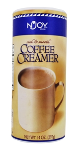 Sugar Foods N Joy Non Dairy Creamer Canister - 14 Oz.