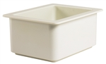 Cambro Coldfest Food Pan Half Size White