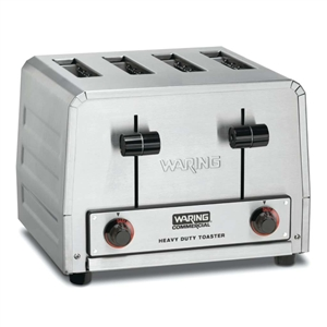 Waring Heavy Duty 4 Slice Commercial Toasters