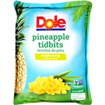 Pineapple Tidbit Pouch - 81 Oz.