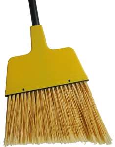 Glit Disco Complete Large Angle Broom Yellow