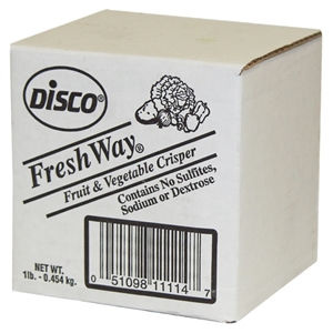 Glit Disco Freshway Vegetable Crisper - 1 Lb.