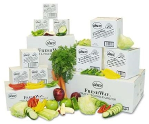 Glit Disco Freshway Fruit and Vegetable Crisper - 5 Lb.