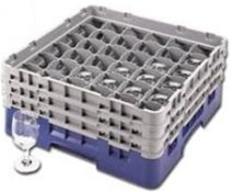 Cambro Rack 25 Compartment Soft Gray 7.75 in.