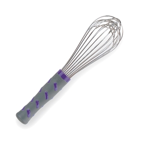 Vollrath Nylon Handle Piano Whips - 10 in.